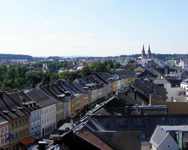 Hof (Stadt Und Lkr.)